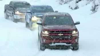2018 Chevrolet Silverado 1500 TV Spot, 'Up the Mountain' [T2] - Thumbnail 3