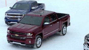 2018 Chevrolet Silverado 1500 TV Spot, 'Up the Mountain' [T2] - Thumbnail 4
