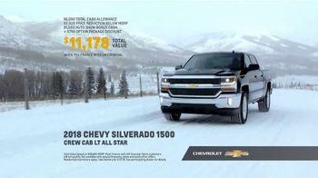2018 Chevrolet Silverado 1500 TV Spot, 'Up the Mountain' [T2] - Thumbnail 8