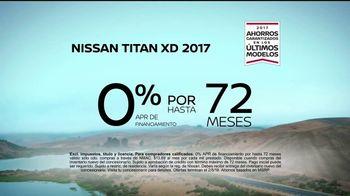 2017 Nissan Titan XD TV Spot, 'Domina tu día' [Spanish] [T2] - Thumbnail 10