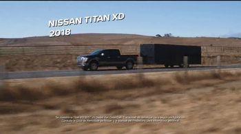 2017 Nissan Titan XD TV Spot, 'Domina tu día' [Spanish] [T2] - Thumbnail 2