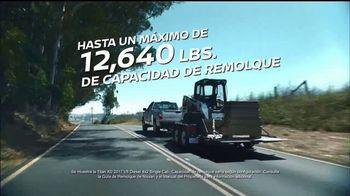 2017 Nissan Titan XD TV Spot, 'Domina tu día' [Spanish] [T2] - Thumbnail 4