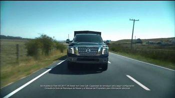 2017 Nissan Titan XD TV Spot, 'Domina tu día' [Spanish] [T2] - Thumbnail 7