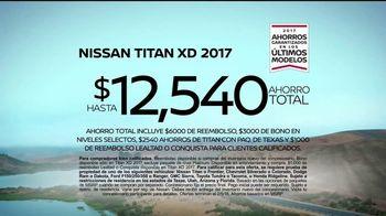2017 Nissan Titan XD TV Spot, 'Domina tu día' [Spanish] [T2] - Thumbnail 9