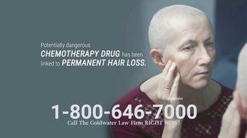 Goldwater Law Firm TV Spot, 'Permanent Hair Loss' - Thumbnail 1