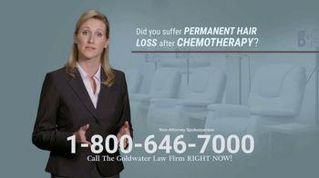 Goldwater Law Firm TV Spot, 'Permanent Hair Loss' - Thumbnail 3