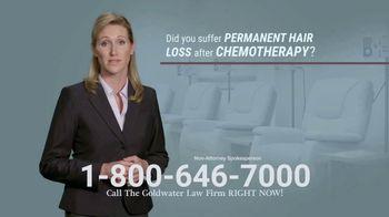 Goldwater Law Firm TV Spot, 'Permanent Hair Loss' - Thumbnail 4