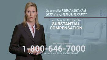 Goldwater Law Firm TV Spot, 'Permanent Hair Loss' - Thumbnail 5