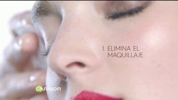 Garnier Micellar Cleansing Water TV Spot, 'Sin frotar duro' [Spanish] - Thumbnail 5