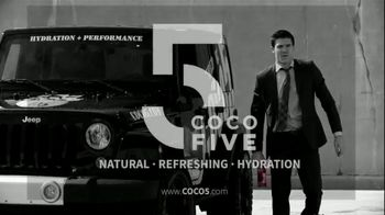 COCO5 TV Spot, 'Work the Hardest' Featuring Andrew Shaw - Thumbnail 7