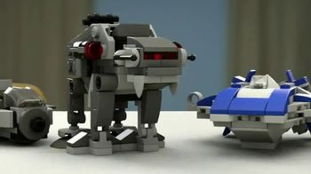LEGO Star Wars Microfighters TV Spot, 'Two Packs: Story is Yours' - Thumbnail 1