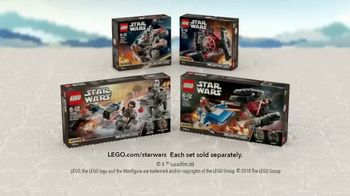 LEGO Star Wars Microfighters TV Spot, 'Two Packs: Story is Yours' - Thumbnail 8