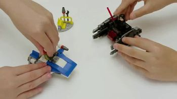 LEGO Star Wars Microfighters TV Spot, 'Two Packs: Story is Yours' - Thumbnail 3