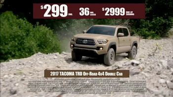 2017 Toyota Tacoma TV Spot, 'Welcome to the Brotherhood' [T2] - Thumbnail 8