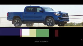 2017 Toyota Tacoma TV Spot, 'Welcome to the Brotherhood' [T2] - Thumbnail 2