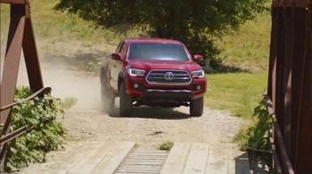2017 Toyota Tacoma TV Spot, 'Welcome to the Brotherhood' [T2] - Thumbnail 3