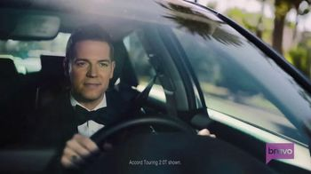 2018 Honda Accord TV Spot, 'Tips From Andy' Ft. Andy Cohen, Jason Kennedy [T1] - 33 commercial airings