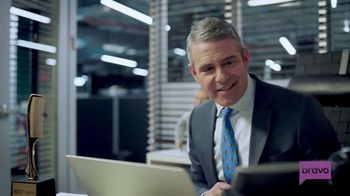2018 Honda Accord TV Spot, 'Tips From Andy' Ft. Andy Cohen, Jason Kennedy [T1] - Thumbnail 4
