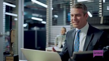 2018 Honda Accord TV Spot, 'Tips From Andy' Ft. Andy Cohen, Jason Kennedy [T1] - Thumbnail 5