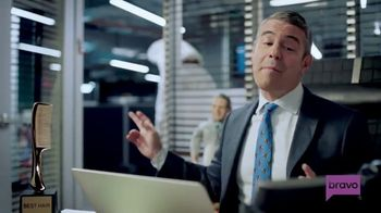 2018 Honda Accord TV Spot, 'Tips From Andy' Ft. Andy Cohen, Jason Kennedy [T1] - Thumbnail 7