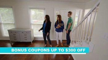 Bassett Martin Luther King Sale TV Spot, 'New Homeowners: Bonus Coupons' - Thumbnail 2