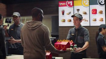 McDonald's $1 $2 $3 Dollar Menu TV Spot, 'Play Date' - Thumbnail 6