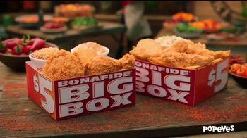 Popeyes $5 Bonafide Big Box TV Spot, 'Te encantará' [Spanish] - Thumbnail 2
