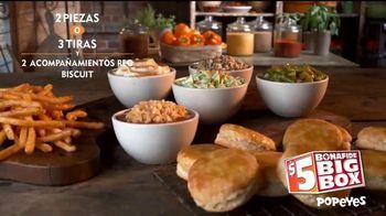 Popeyes $5 Bonafide Big Box TV Spot, 'Te encantará' [Spanish] - Thumbnail 7