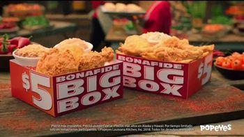 Popeyes $5 Bonafide Big Box TV Spot, 'Te encantará' [Spanish] - Thumbnail 9
