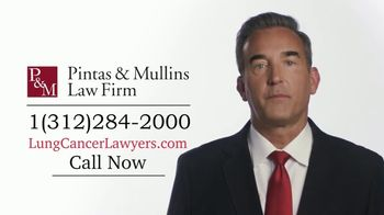 Pintas & Mullins Law Firm TV Spot, 'Lung Cancer Settlements' - Thumbnail 5