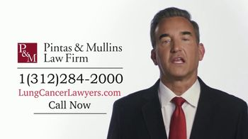 Pintas & Mullins Law Firm TV Spot, 'Lung Cancer Settlements' - Thumbnail 6