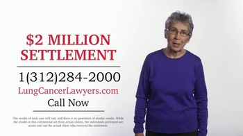 Pintas & Mullins Law Firm TV Spot, 'Lung Cancer Settlements' - Thumbnail 7