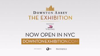 Downton Abbey: The Exhibition TV Spot, 'New York City' - Thumbnail 7