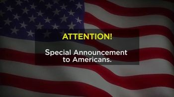 National Debt Relief TV Spot, 'Special Announcement' - Thumbnail 1