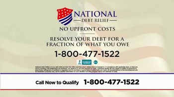 National Debt Relief TV Spot, 'Special Announcement' - Thumbnail 7
