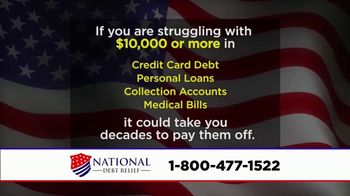 National Debt Relief TV Spot, 'Special Announcement'