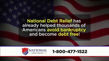 National Debt Relief TV Spot, 'Special Announcement' - Thumbnail 4