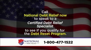 National Debt Relief TV Spot, 'Special Announcement' - Thumbnail 6