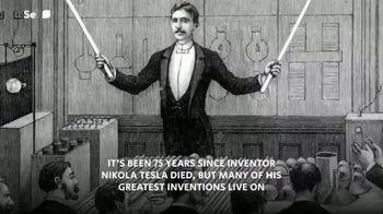 Seeker TV Spot, 'Science Channel: Nikola Tesla'
