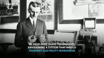 Seeker TV Spot, 'Science Channel: Nikola Tesla' - Thumbnail 5