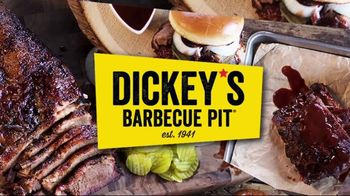 Dickey's BBQ TV Spot, 'Kids Eat Free All January'