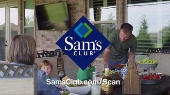Sam's Club Scan & Go TV Spot, 'Skip the Checkout Lines' - Thumbnail 10