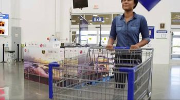 Sam's Club Scan & Go TV Spot, 'Skip the Checkout Lines' - Thumbnail 3