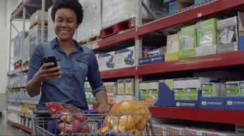 Sam's Club Scan & Go TV Spot, 'Skip the Checkout Lines'