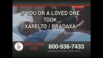 Xarelto/Pradaxa Alert TV Spot, 'Significant Compensation' - Thumbnail 4