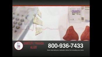 Xarelto/Pradaxa Alert TV Spot, 'Significant Compensation' - Thumbnail 5