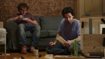 GEICO TV Spot, 'The Gecko Attempts Furniture Assembly' - Thumbnail 2