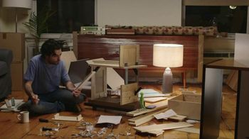 GEICO TV Spot, 'The Gecko Attempts Furniture Assembly' - Thumbnail 5