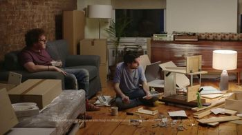 GEICO TV Spot, 'The Gecko Attempts Furniture Assembly' - Thumbnail 9