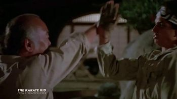 Crackle.com TV Spot, 'The Karate Kid' - Thumbnail 4